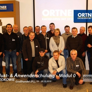 Szkolenie Ortner 18 - 20 październik 2010 r.