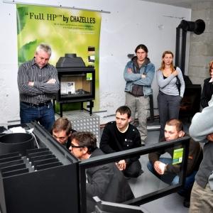 Szkolenie Chazelles 19 - 20 październik 2010r.