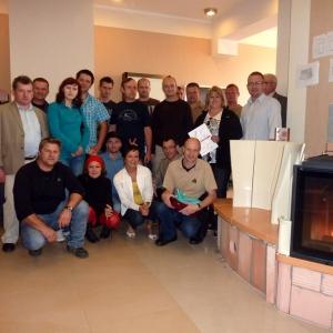 Szkolenie Steinberg 22 - 24 września 2010 r.
