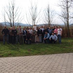 Ortner i Godkowie - szkolenie marzec 2010