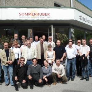 Szkolenia firmy Godkowie IV - VI 2009