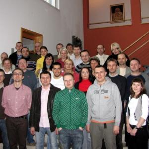 Szkolenie Brunner luty 2009