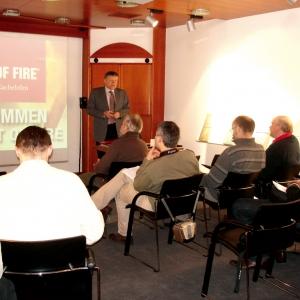 Szkolenie Spirit of Fire - styczeń 2009 r.