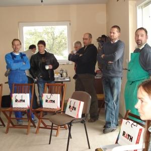 Szkolenie Rath w Polsce ? październik 2008