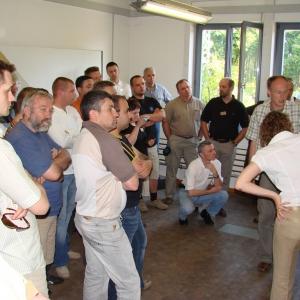 Szkolenie Brunner 6 maja 2008
