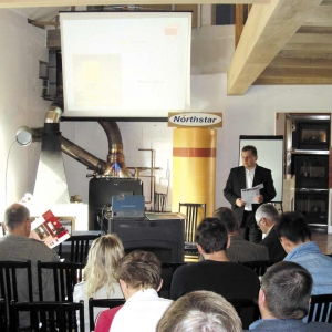 Szkolenie zorganizowane przez fimę Kominki Piotr Batura