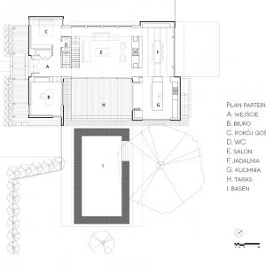 Parter, il. © Thellend Fortin Architectes