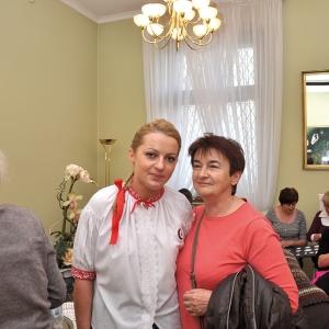 Mariola Wojtas i Lidia Pogonowska, fot. Kominek