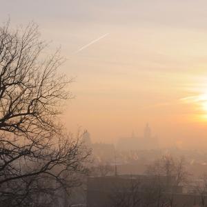 Smog w Krakowie, fot. Marek Tobjasz/ fotolia