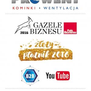 Prowent Białystok wyróżniony