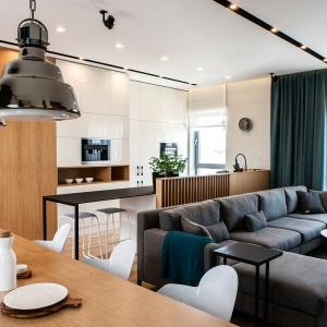 Dobre relacje – apartament z minimalistyczną linią. FOT. INTERNO IZA GAJEWSKA