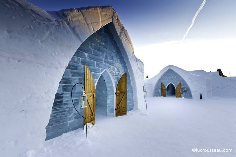 Magiczny świat lodu
