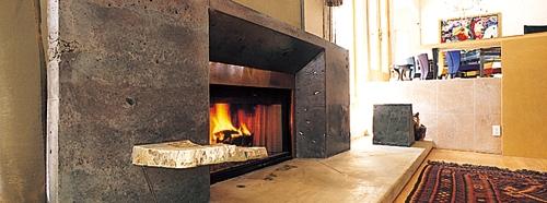 Ogień i beton