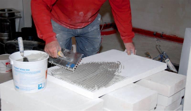 Krzemianowo-wapniowe materiały izolacyjne