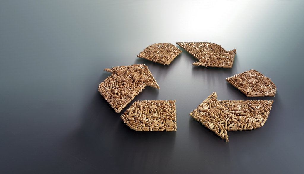 Pellety ekologiczne i ekonomiczne