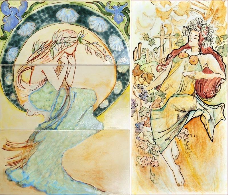 Inspiracje - Alfons Maria Mucha