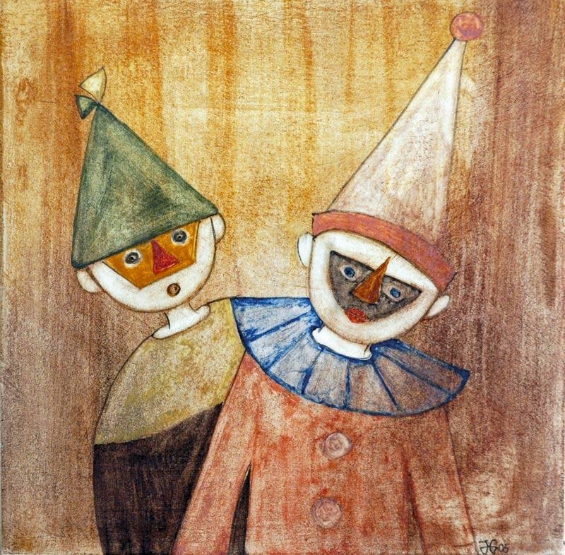 Inspiracje - Tadeusz Makowski