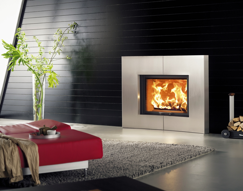 Design-Kamine i Irony Fireplace