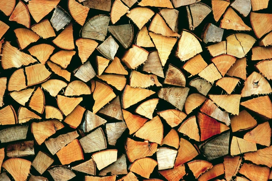 Ekologiczne palenie drewnem