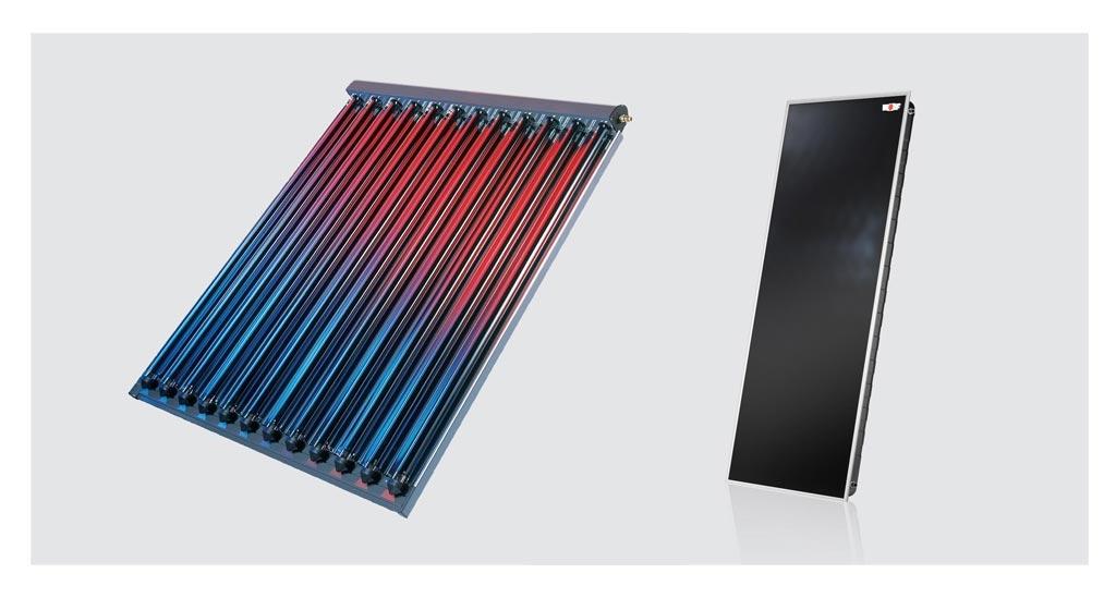 Kolektory słoneczne marki Wolf Technika Grzewcza