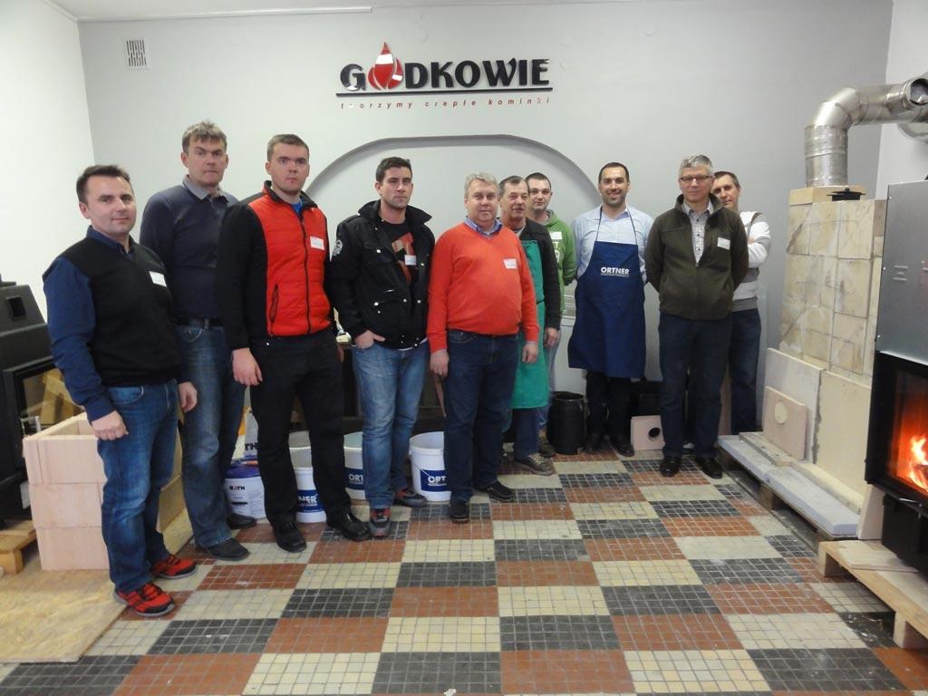 Szkolenie firmy Godkowie 28.11.2014 r.