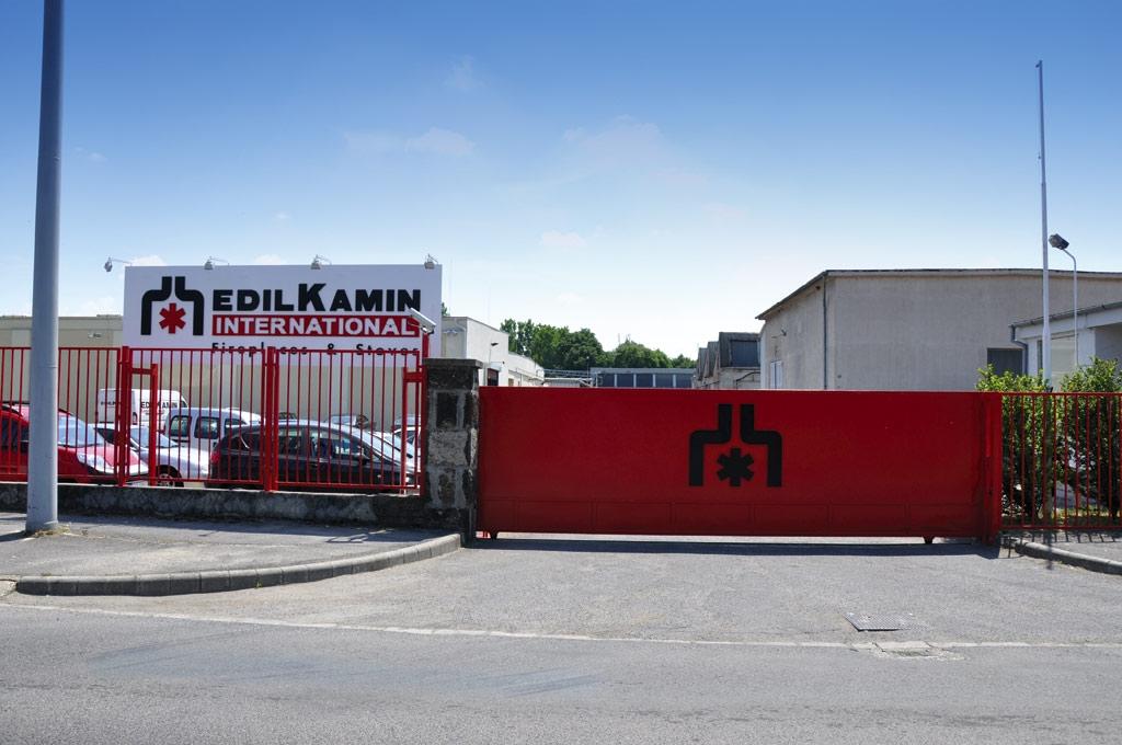 Edilkamin - Technologia i ogień