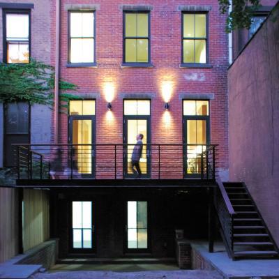 Clinton Brownstone - Luksus w sercu historycznego Brooklynu