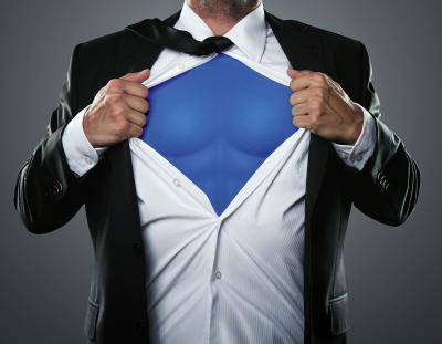 Superman w kominku czyli rola sprzedaży osobistej