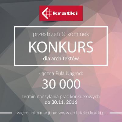 Konkurs dla projektantów i architektów