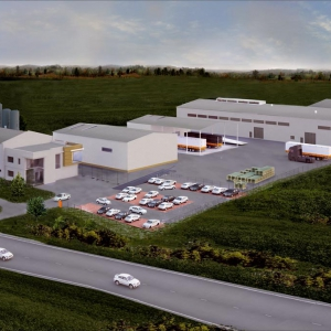 Budowa największej w Polsce fabryki systemów kominowych Jawar rozpoczęta!