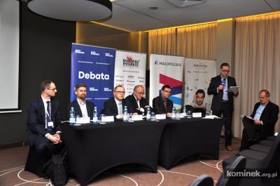 Konferencja - MAŁOPOLSKA UCHWAŁA ANTYSMOGOWA A BRANŻA KOMINKOWA PO 1 LIPCA 2017