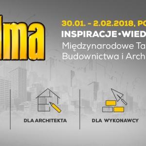 BUDMA 2018 prezentuje Wystawców!